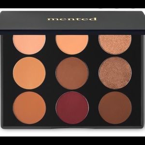Mented cosmetics New! Everyday Eyeshadow Palette
